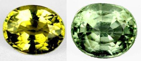 5855: 2.43 cts~ Natural hot green Tourmaline