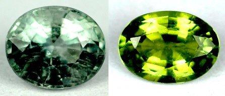 5859: 1.45 cts~ Natural hot green Tourmaline