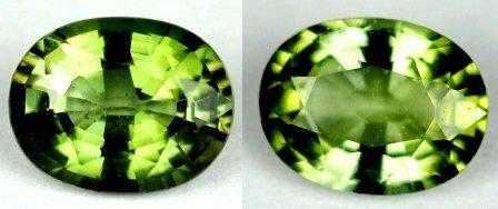5922: 1.35 cts~ Natural hot green Tourmaline