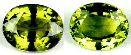 5943: 2.10 cts~ Natural hot green Tourmaline