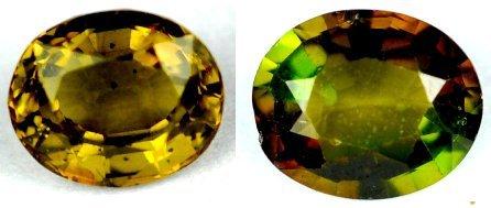 5945: 1.87 cts~ Natural hot green Tourmaline