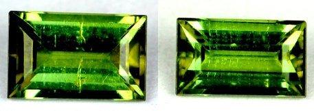 5952: 1.41 cts~ Natural hot green Tourmaline