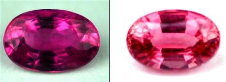7541 088 cts Natural hot  pink Tourmaline