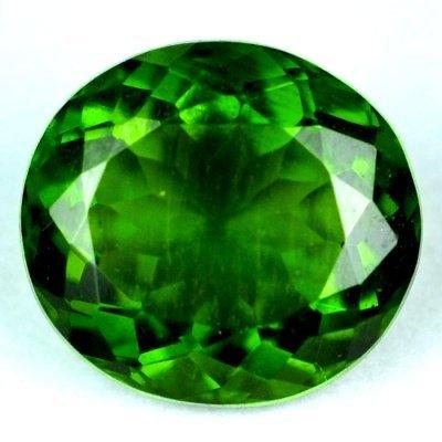 8107: 6.84 Cts Natural Green Apatite
