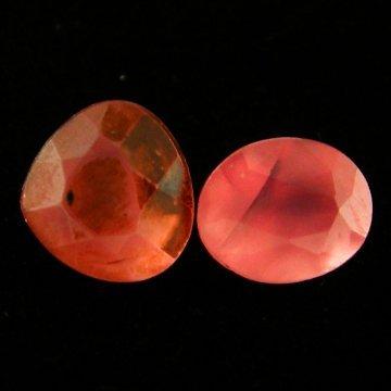 245: 1.36cts~Ultra Rare natural Rose Pink Rhodochrosite