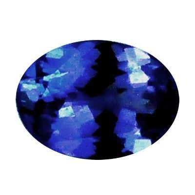 36: 1.04 cts~UNHEAT Natural Tanzanite-flowless