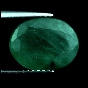 32: 4.22 CTS~Rich Green NATURAL Emerald