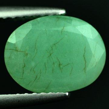 37: 2.47 CTS~Rich Green NATURAL Emerald