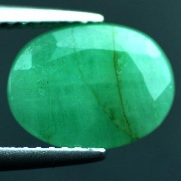 42: 2.98 CTS~Rich Green NATURAL Emerald