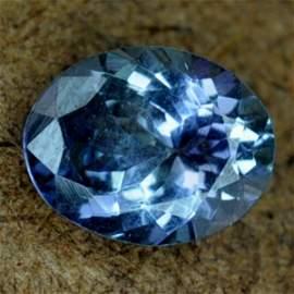 1.37Ct Natural Blue color Tanzanite
