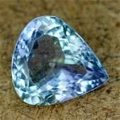 1.97Ct Natural Blue color Tanzanite