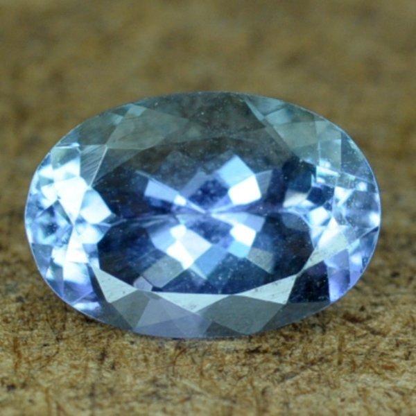 1.86Ct Natural Blue color Tanzanite