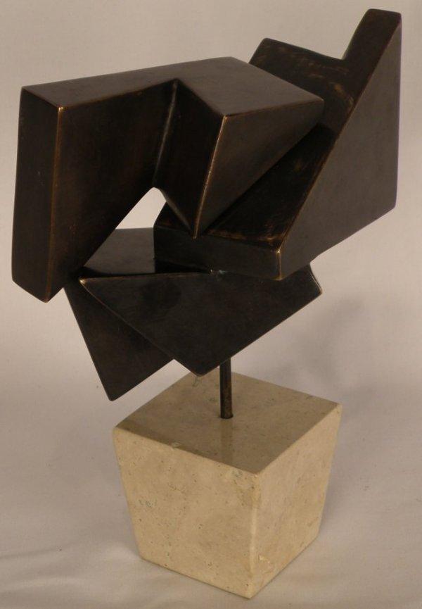 10: Martha Colvin (Chile 1917) 2 pcs Abstract