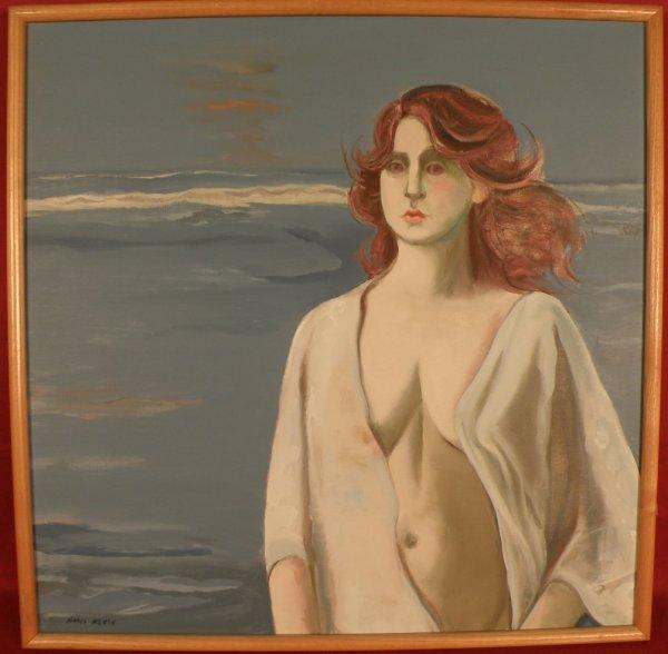 "11: Doris Klein (New York, 1918) ""Portrait of Lady"
