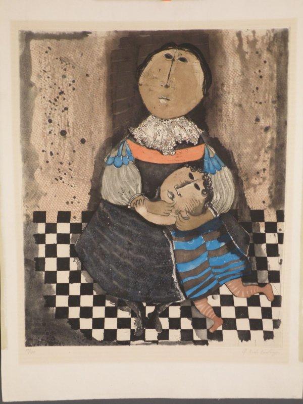 9: Graciela Ropo Boulanger (USA-1935-)