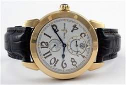7153: Ulysse Nardin 18 KT Rose Gold Watch