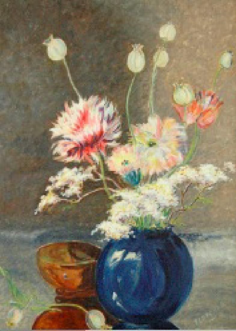 Fletcher H.(American 20 th c); Vase