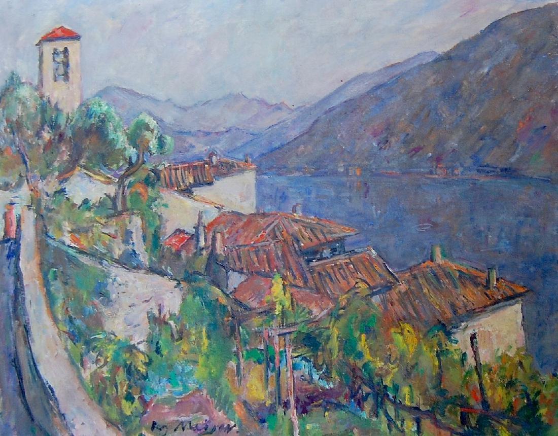 Mayer RG; Maggiore Lago