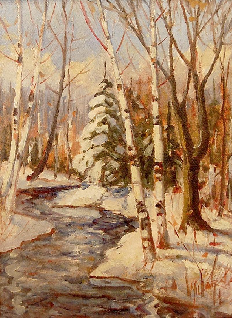 Millar Alexander Samuel (Canadian 1921-1978);