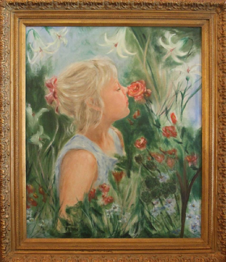 Stella Joseph; Flower Child