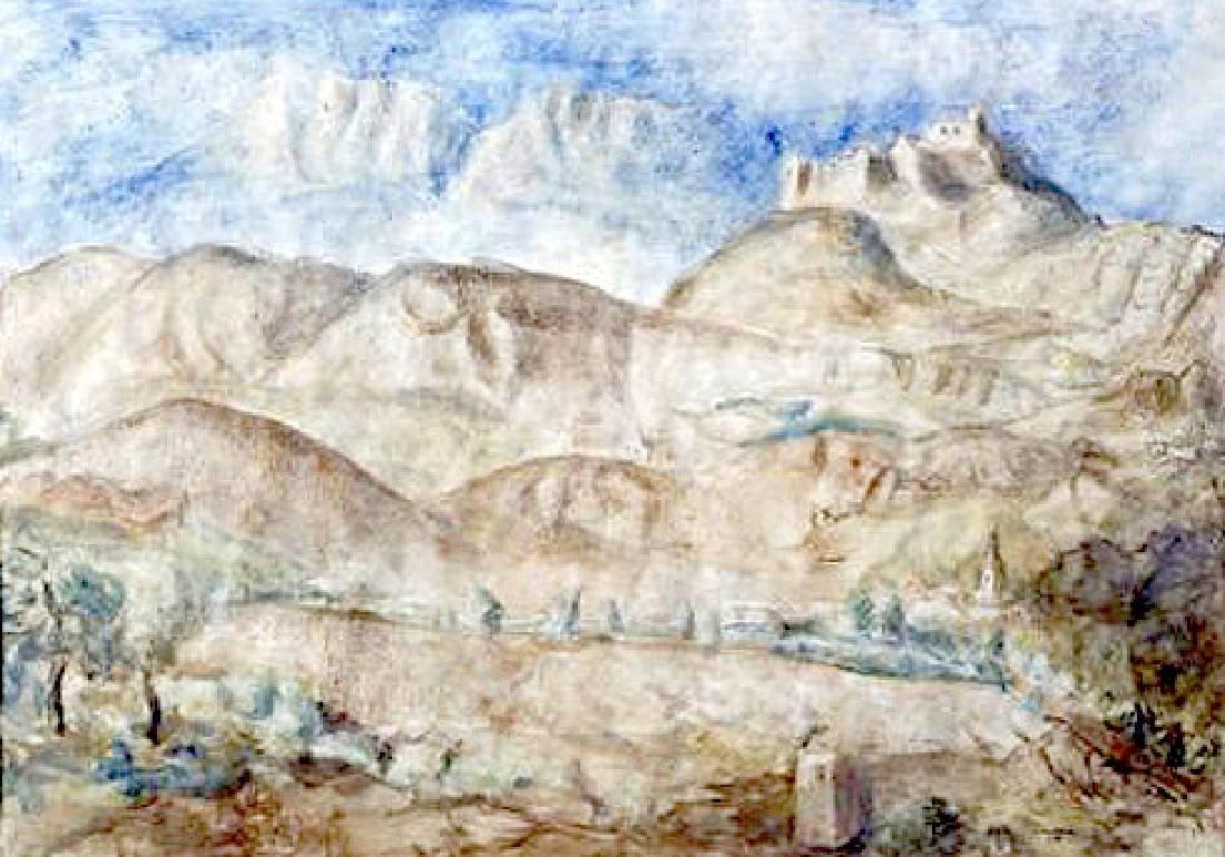 Heuschvie G. (American 20th c);