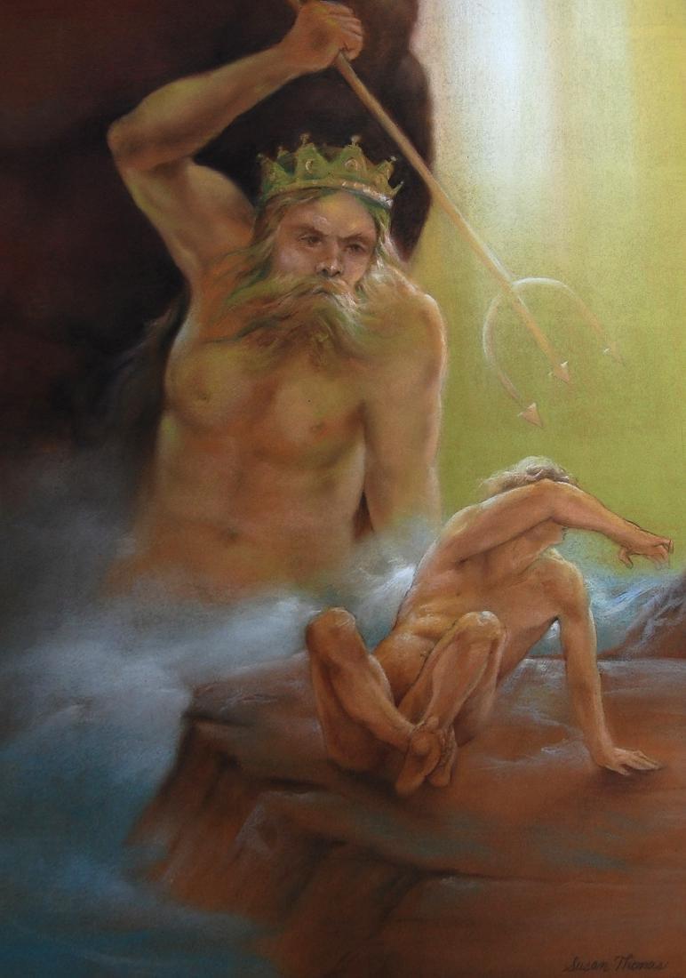 Thomas Susan; Poseidon's Wrath