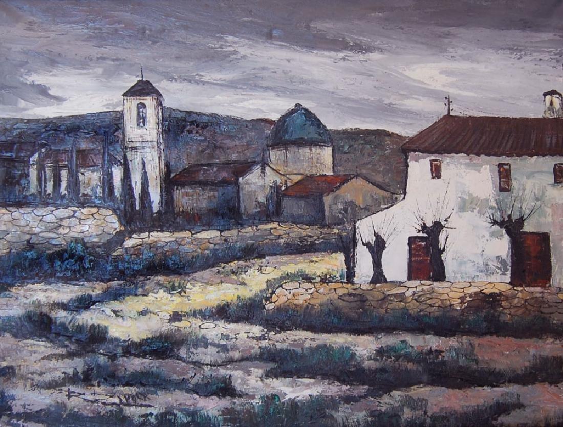 Daroca Rafael (Spanish 1927-); Aldea