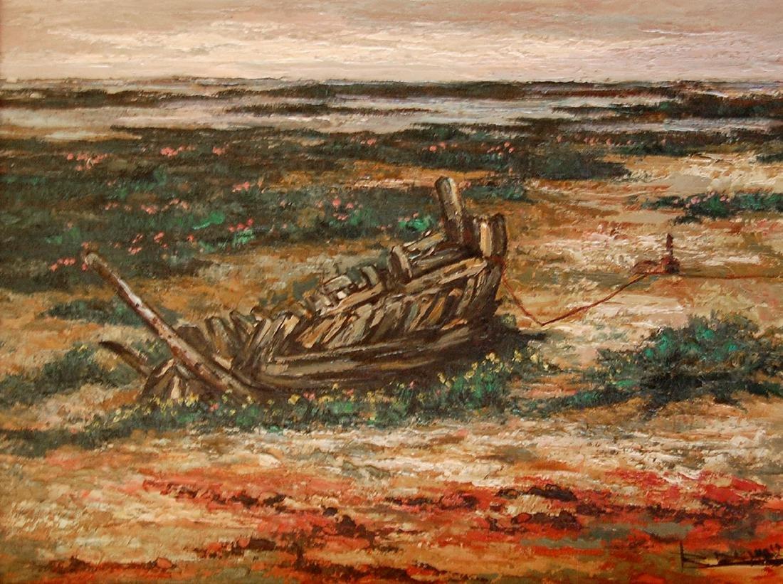 Daroca Rafael (Spanish 1927-); Baja Mar