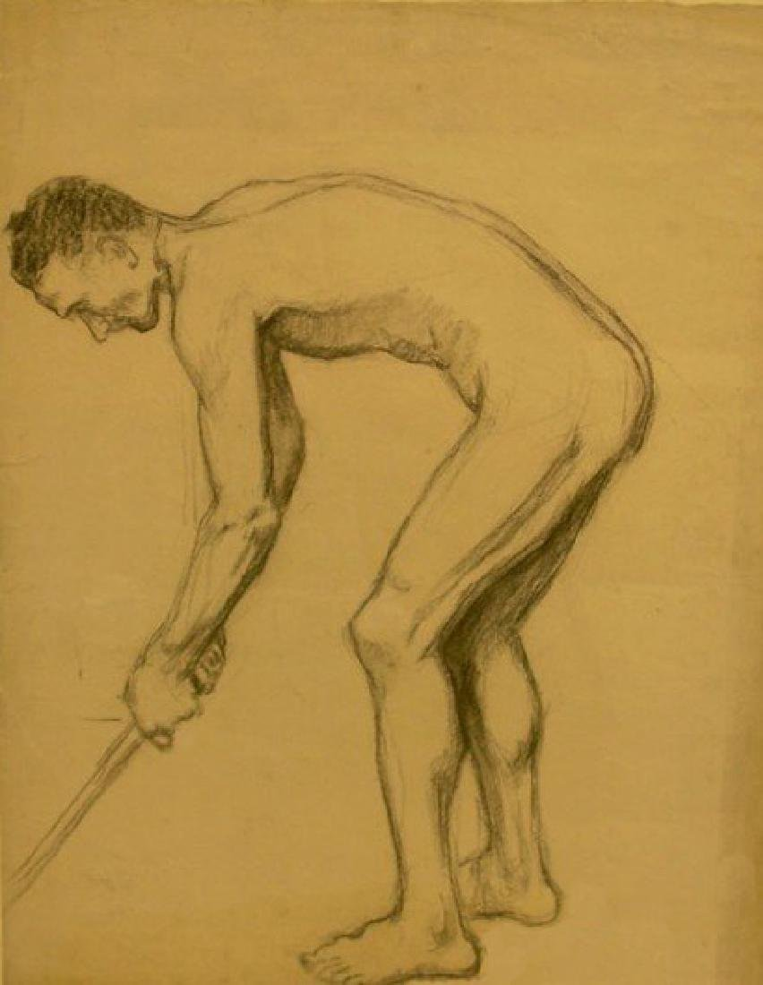 Quincy Edmund (French 1903-1997)
