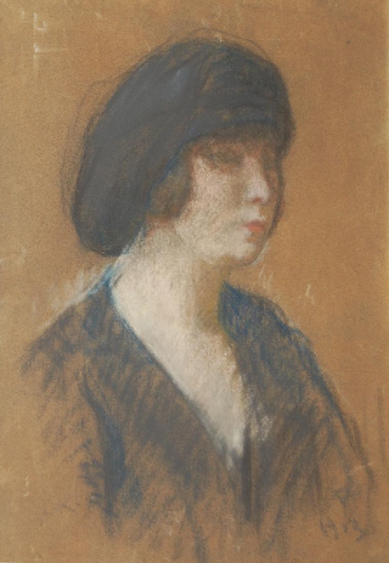 Kronberg Louis (American 1872-1965)
