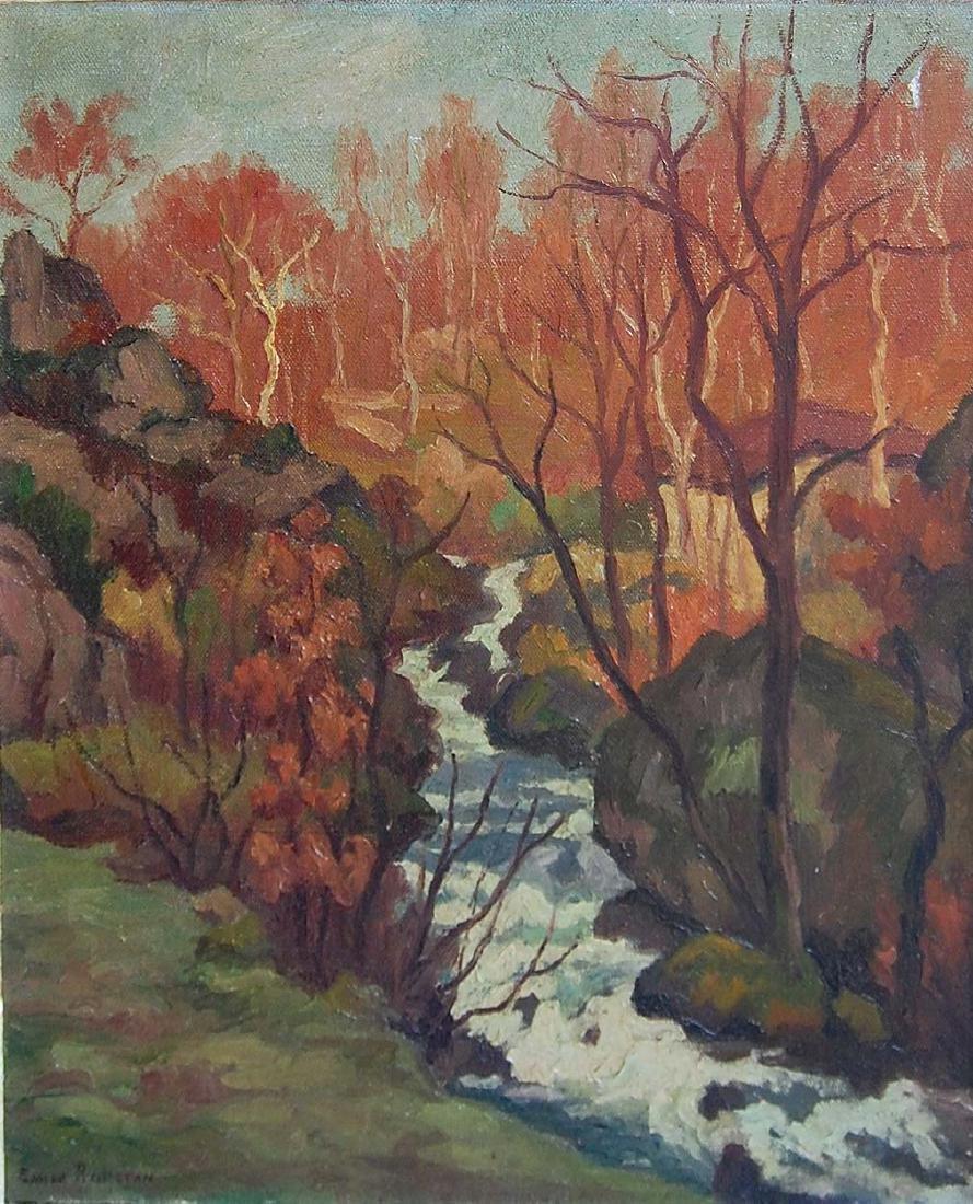 Roustan Emile (French 1877- 1959)