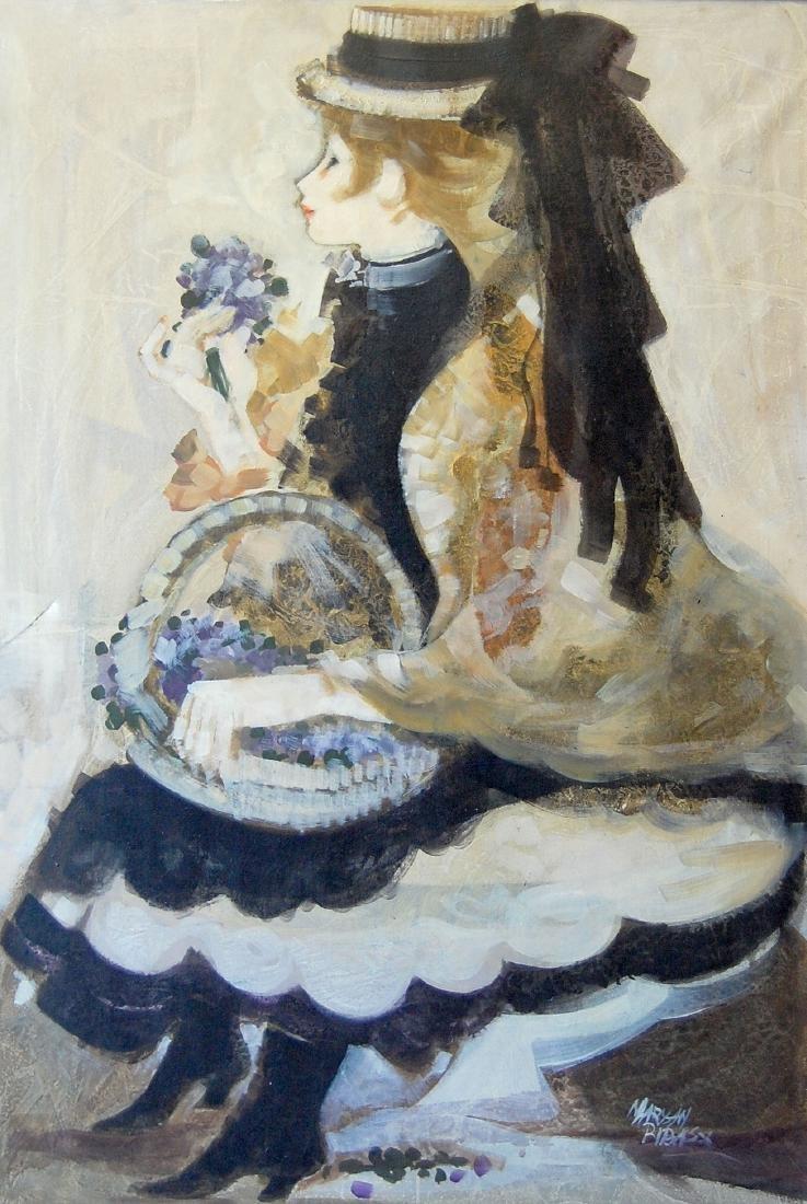 Ribas Sicilia Maryan (Spanish 20th c)
