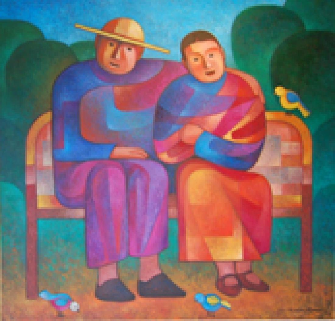 Orduna Carlos (Mexican 20th century)