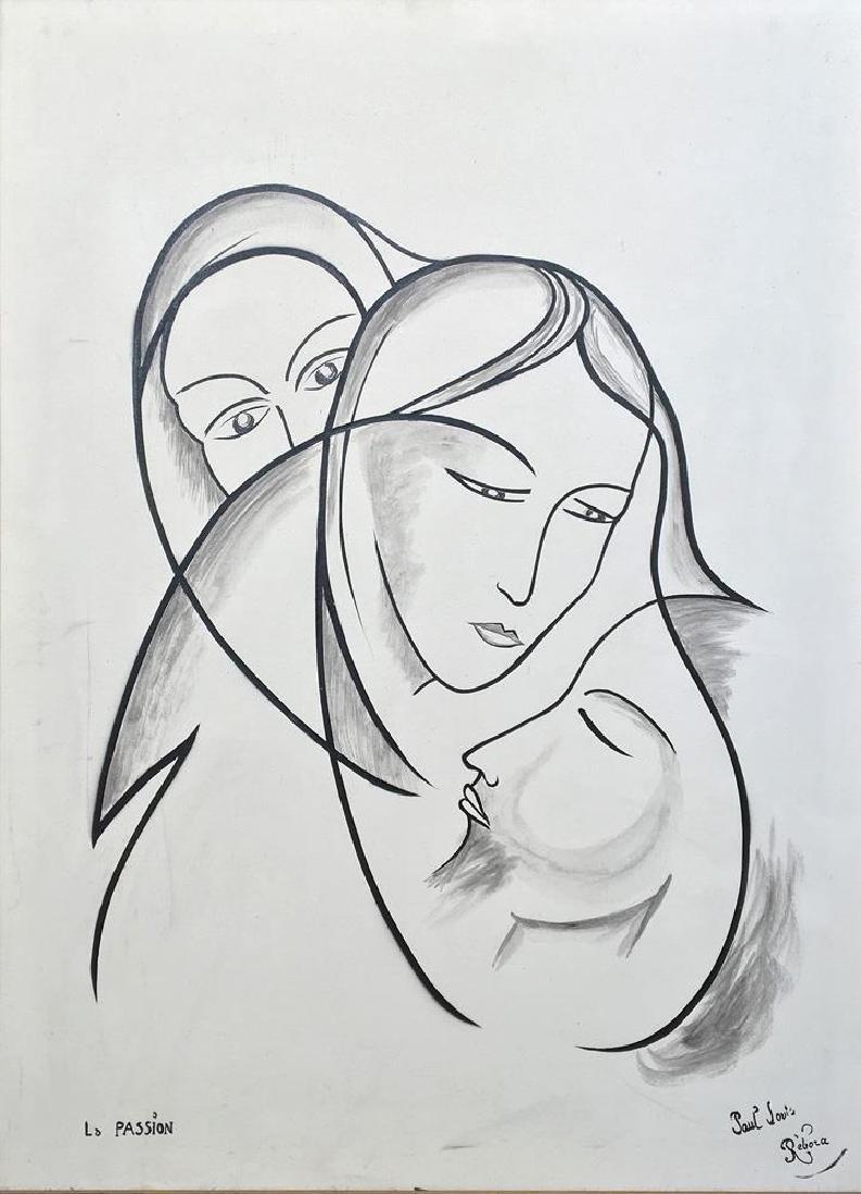 Paul - Louis Rebora; La Passion;
