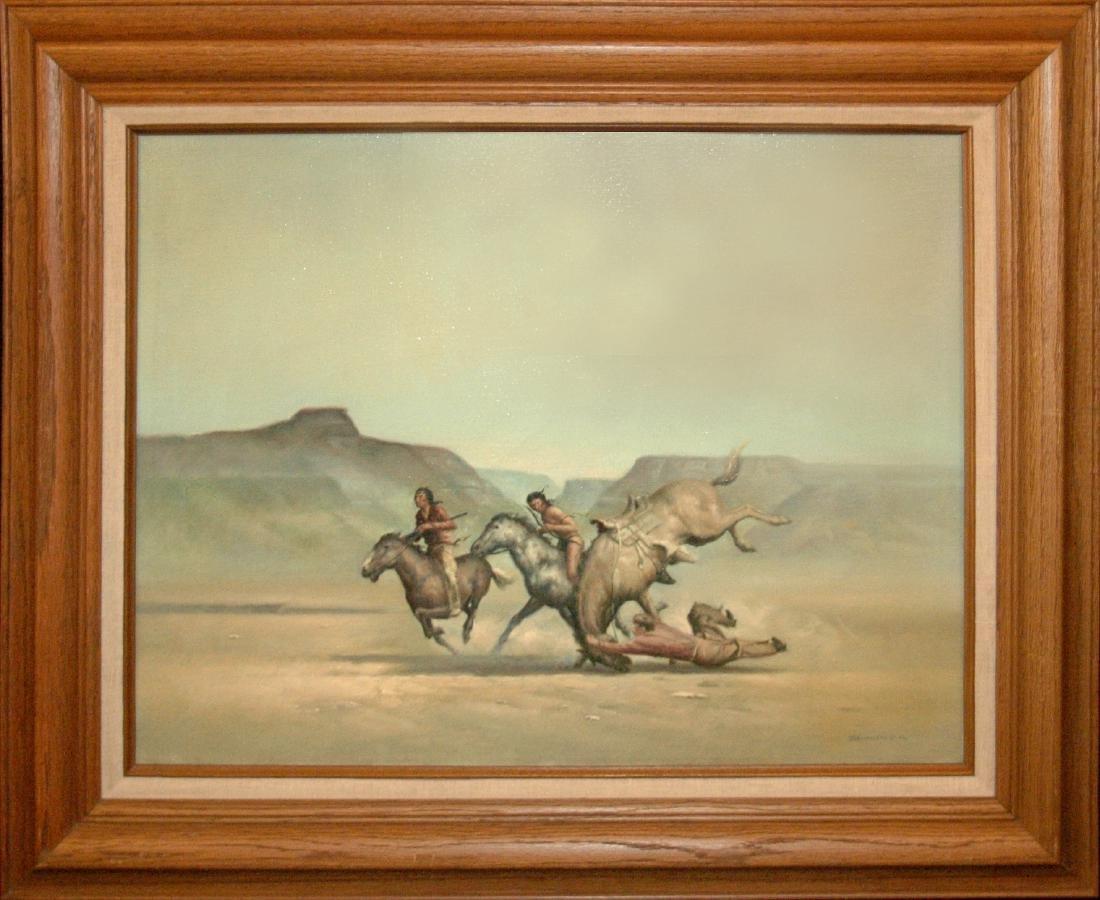 Bodner Joseph (American 20th c)