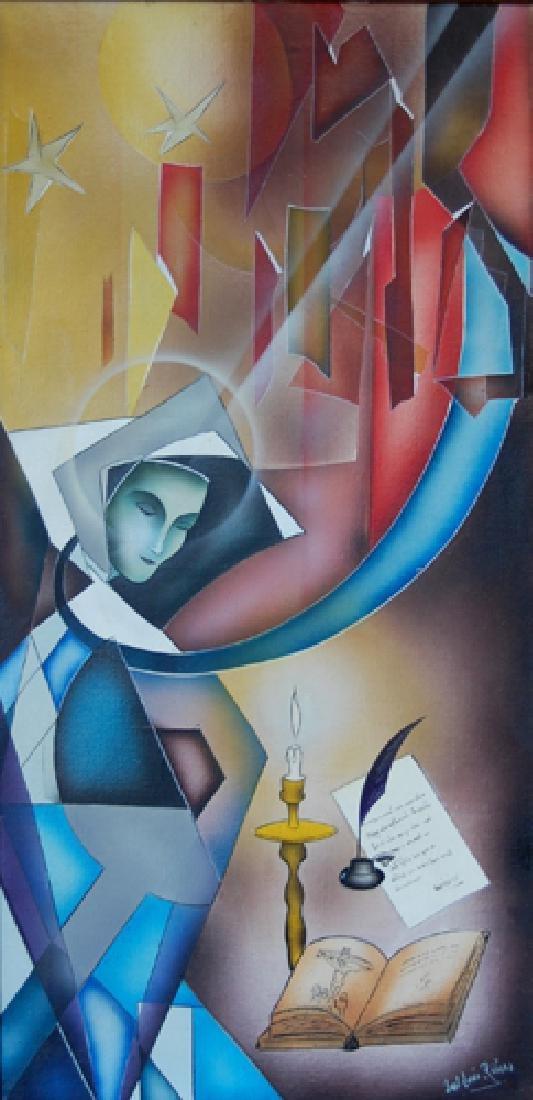 Rebora Paul-Louis (French  20th century)