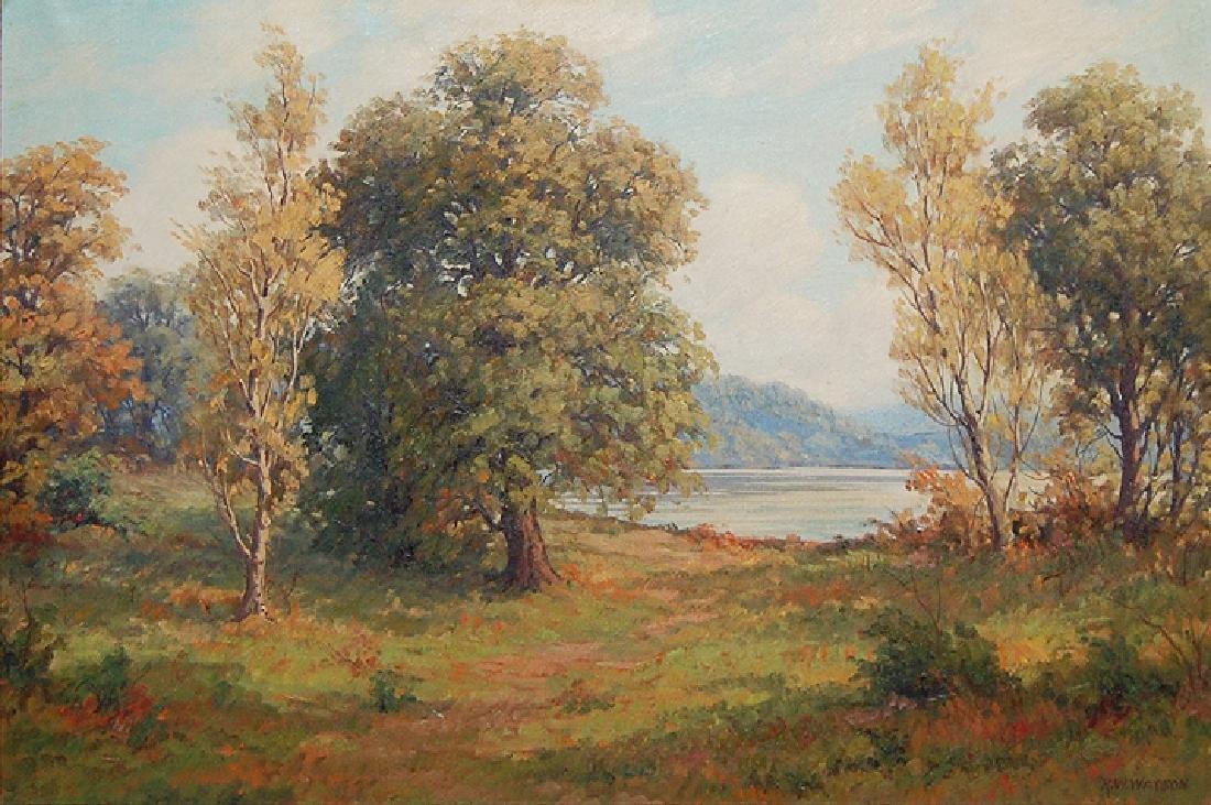 Watson William Ralph (American 1881-1968)