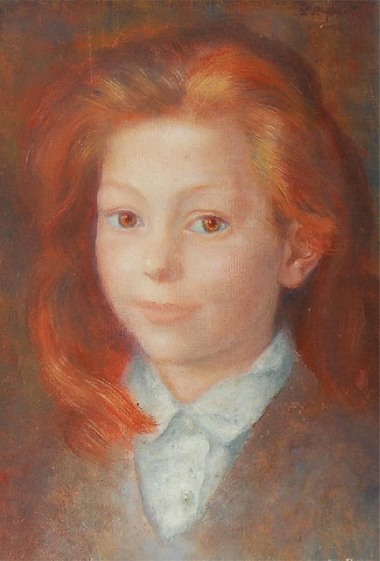 Moretti Lucien Phillippe (French 1922-2000)