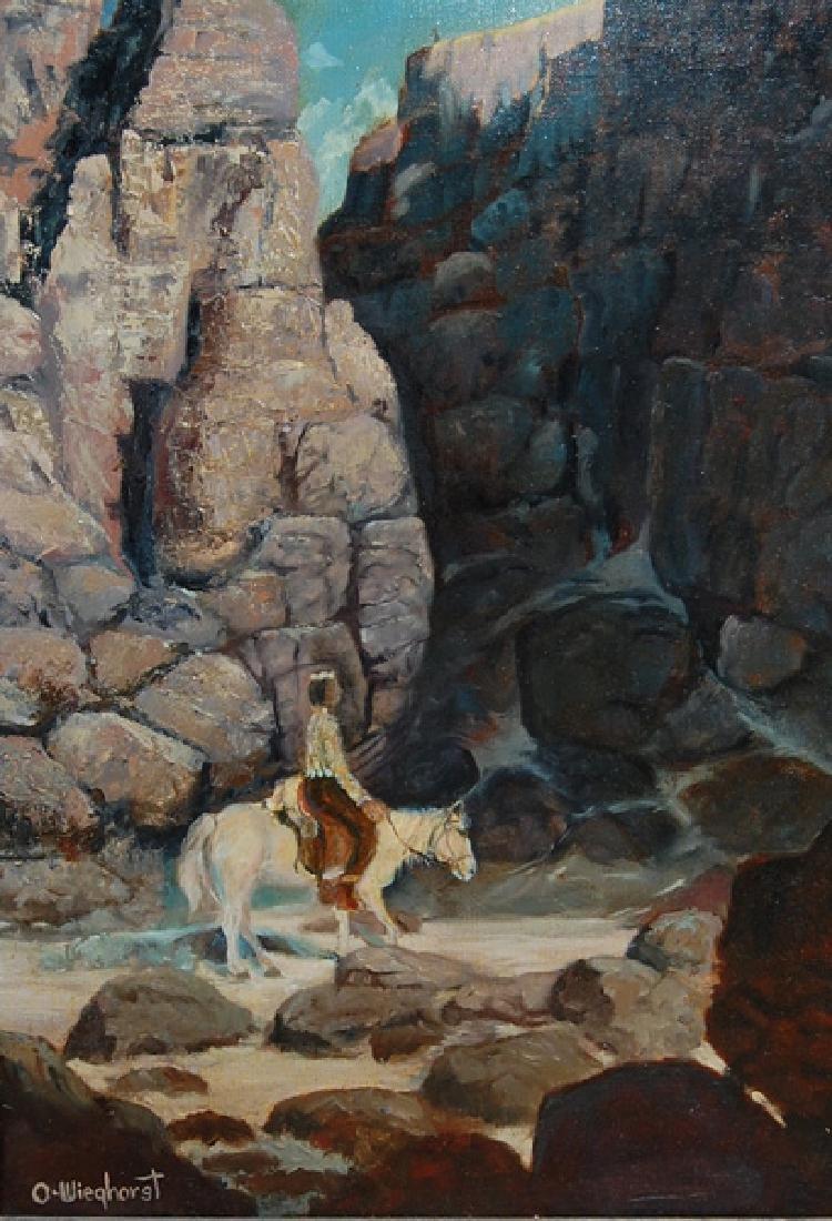 Olaf WIEGHORST (1899-1988)