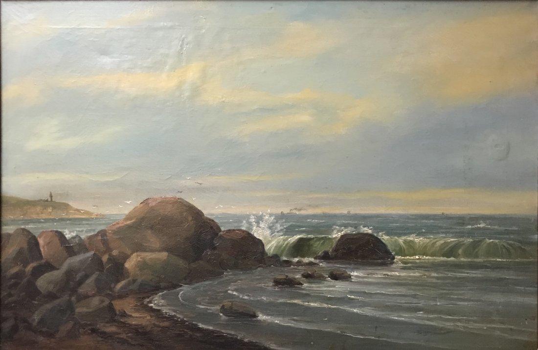 Attrib. Joseph C. Ropes (1812 - 1885)