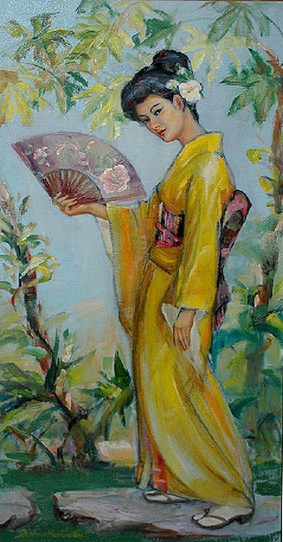 Huntington Daphne (American born 1926)