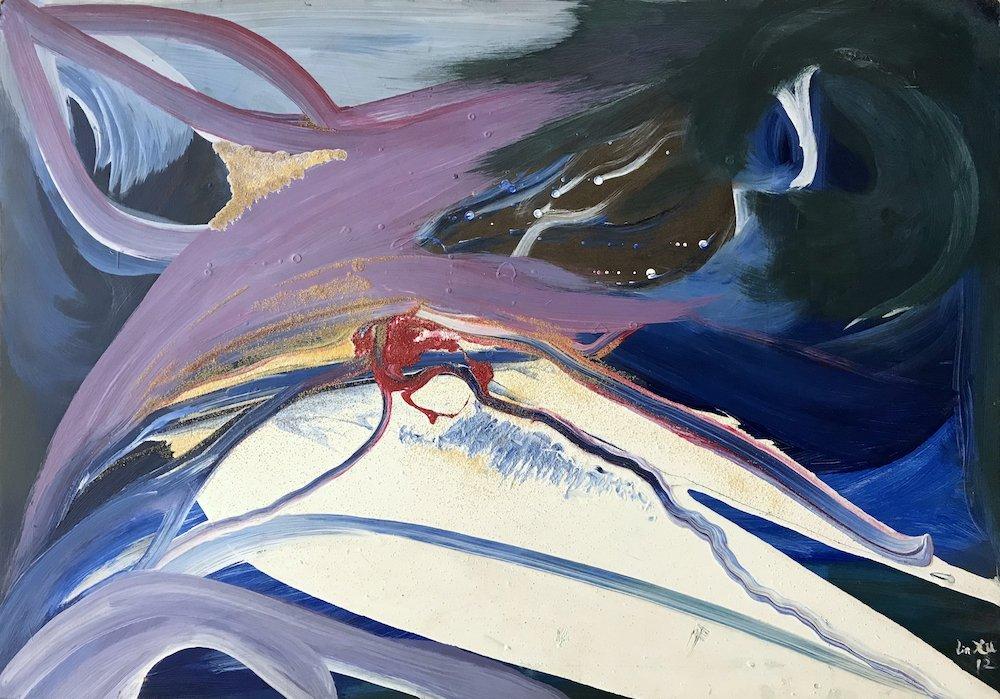 Lin Xu (Chinese 1966); Abstract