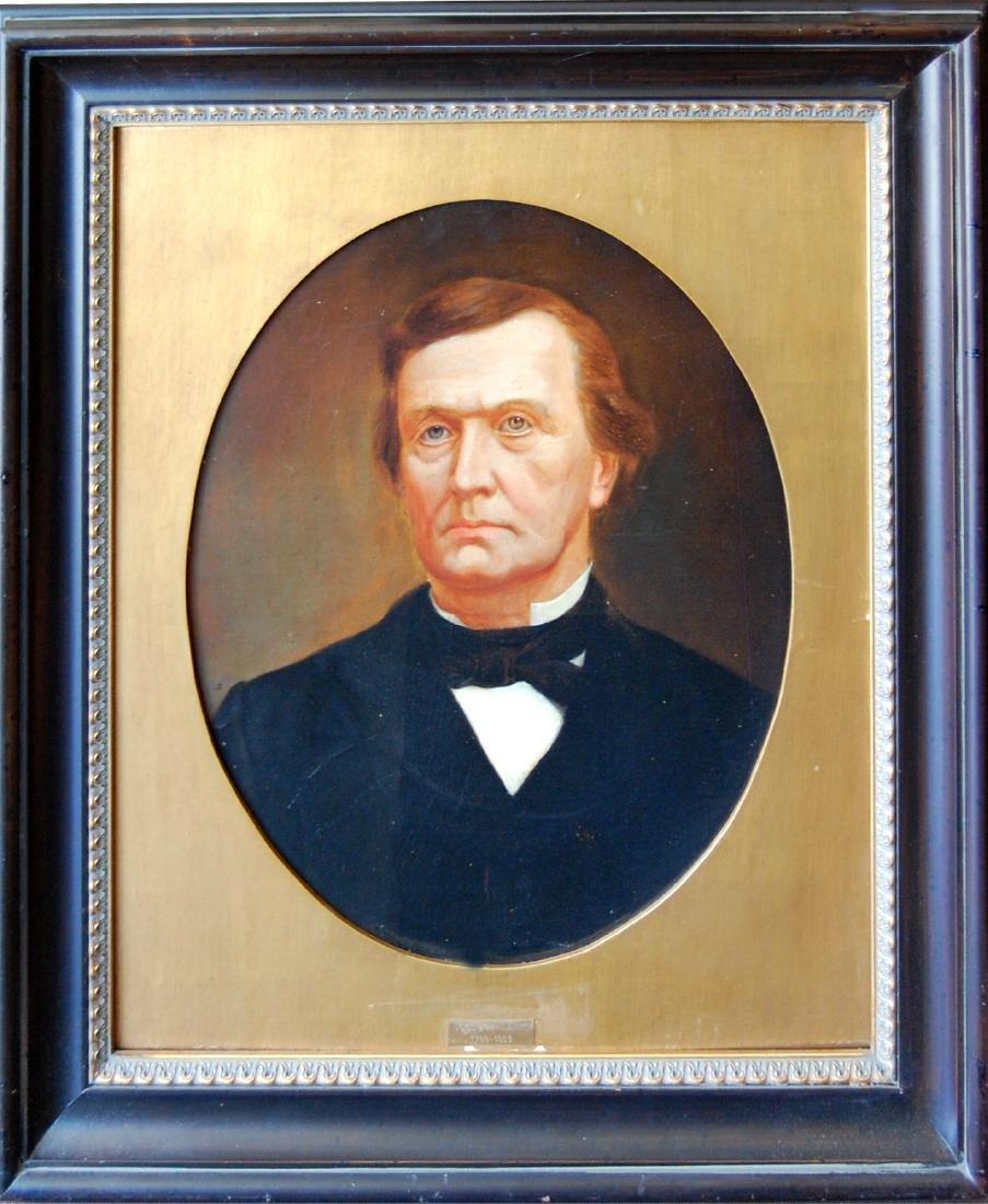 Sarah Goodridge (American 1788 - 1853); 19 x 23 in;