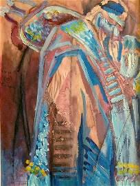 Stephen Longstreet (American 1907 - 2002); Torah