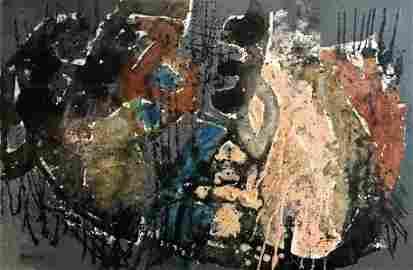 Jan (Joan) Darna (French 1901 - 1974), Composition II