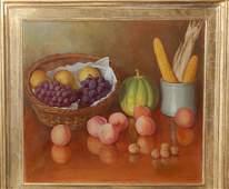 Joseph Gussenhoven (Belgian 1871 - 1953) - Still Life
