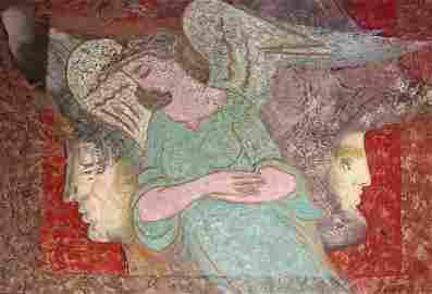 Hovik Kochinian (Born 1953) - An Angel