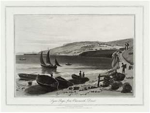 Daniell William (British 1769-1837) Etching