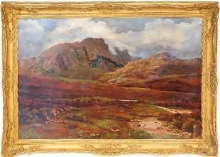 MacCulloh James (Bristish 1850-1915) - Highland