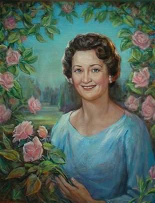 Epler Venetia (American 1926 - 2005) -